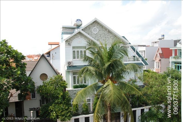 villa for rent in hcm