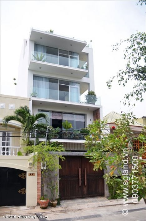Villa for rent in An Phu District 2